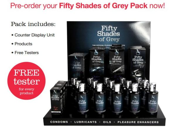 Fifty Shades FS-54489