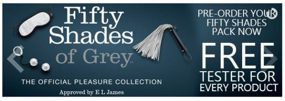fifty shades prep packs