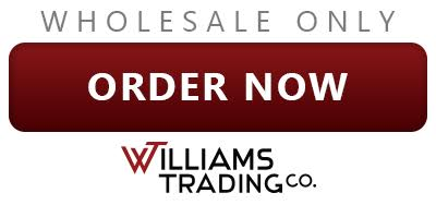 Wholesale Only Order Now Williams Trading Co